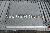 New G654 Granite Supplier