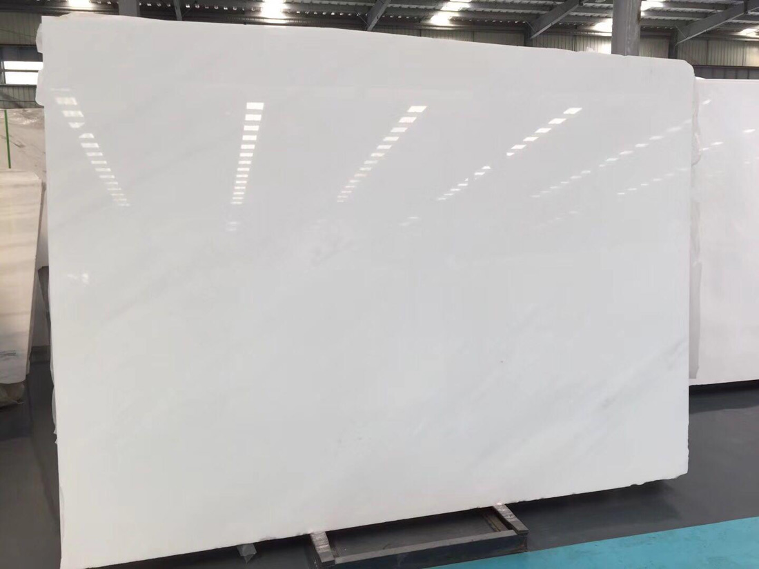 Royal White Marble Polished Slabs