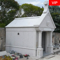Granite Mausoleum Cemetery Columbarium