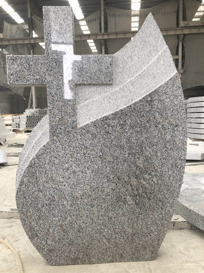 New Granite Tombstone for Romanian Market