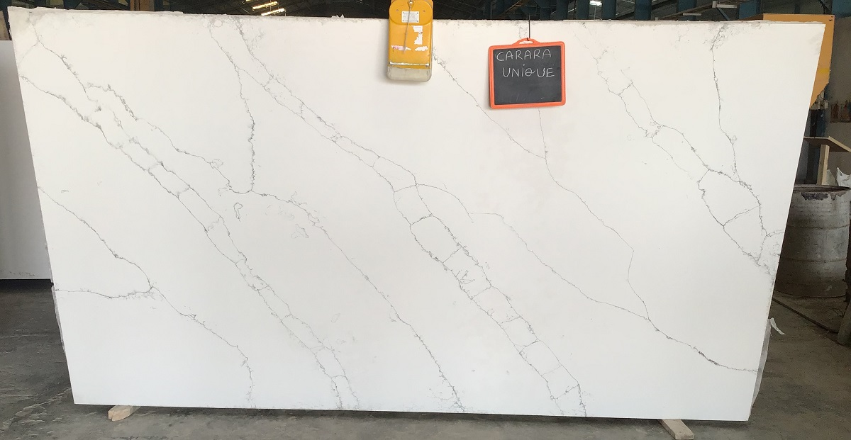 Carara Unique - Quartz Slab