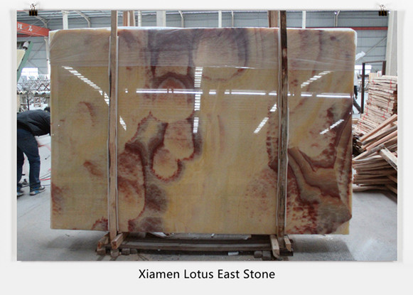 Red dragon onyx tbe best onyx marble in China