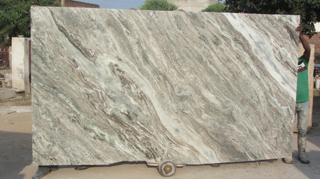 Fantasy Grey Marble Indian Marble Stone Slabs