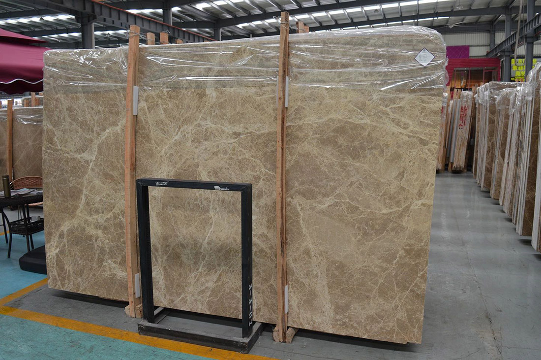 China Light Emperador Marble China Emperador Ligh