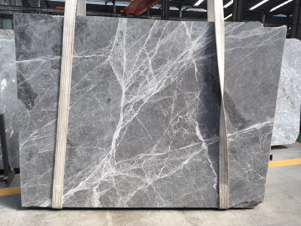 Factory Direct Sale Ammas Grey Marble