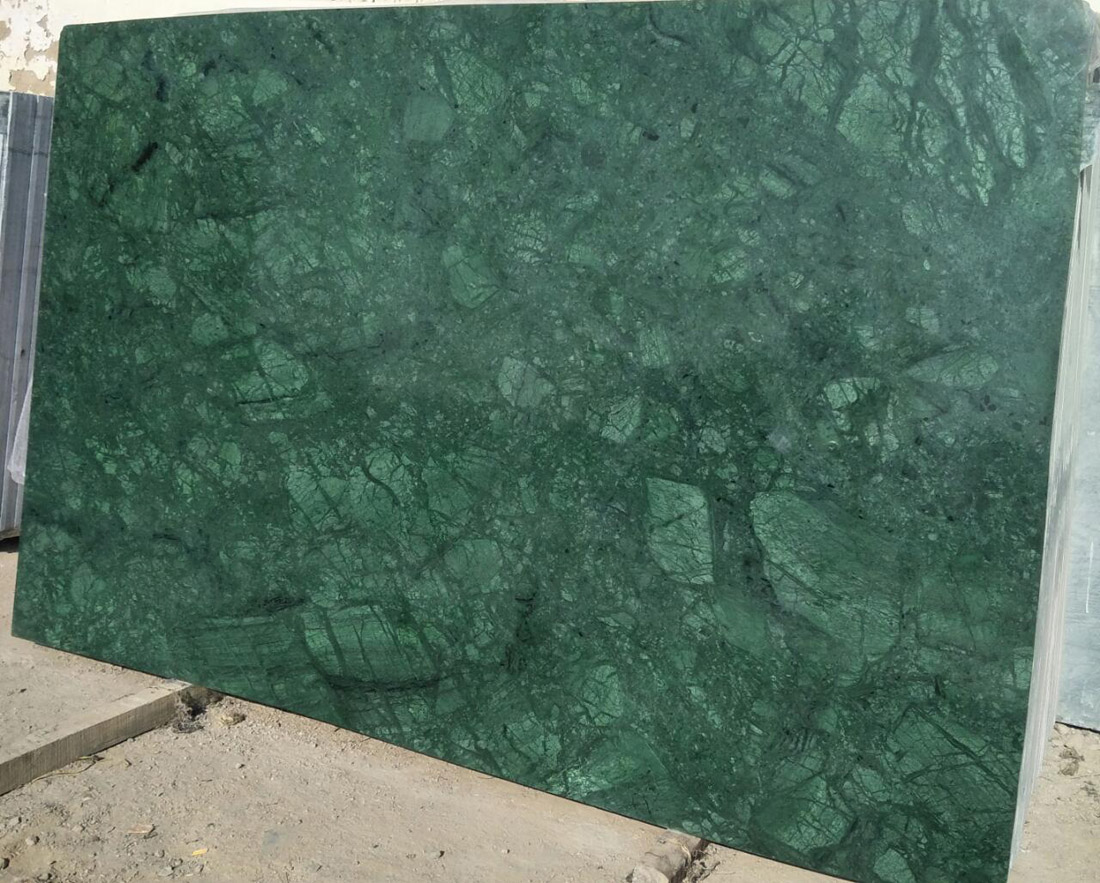 Green Marble Polished Indian Marble Stone Slabs