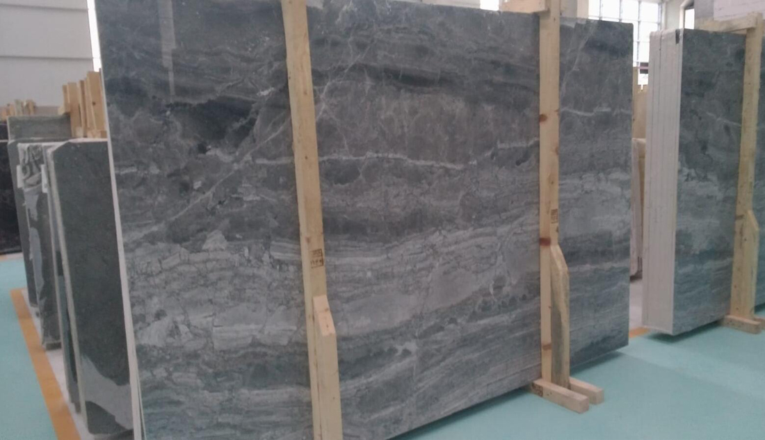 Dream Grey Marble Polished Marble Slabs