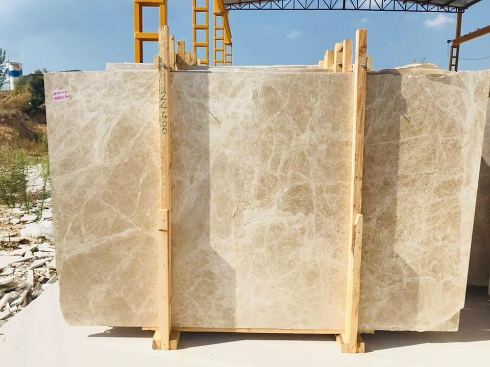 Light Emperador Marble Slabs Polished Turkey Brown Stone Slabs