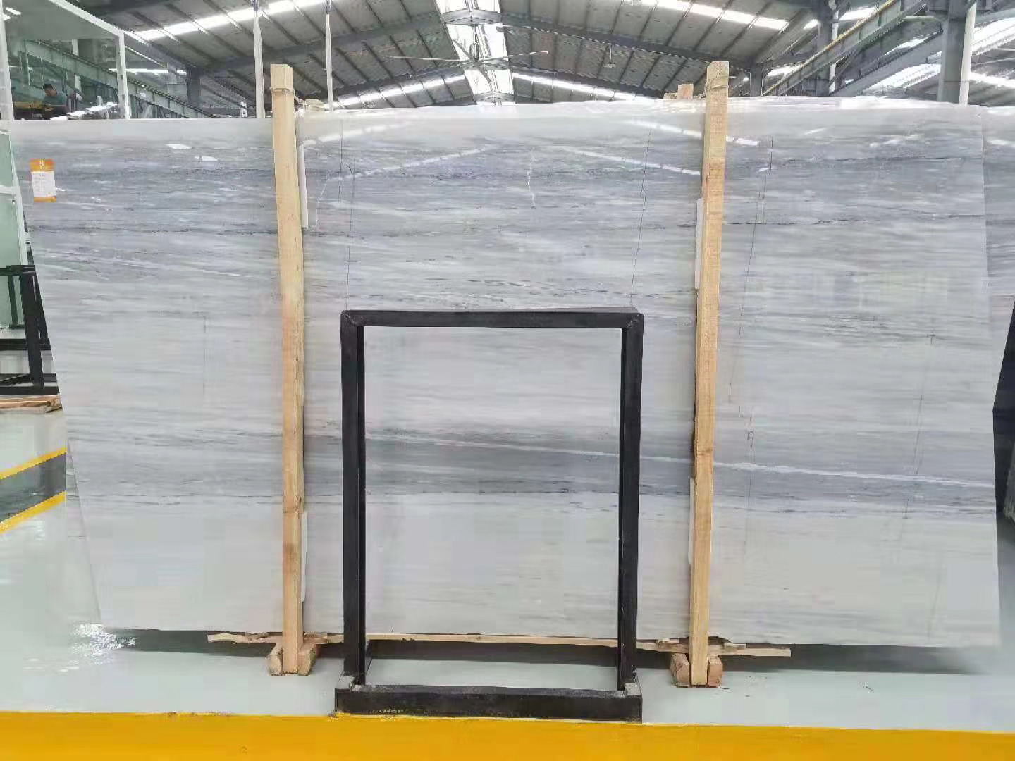 Italy Blue Marble Polished Marble Slabs from Chinese Supplier