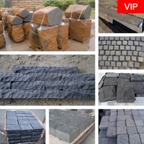 China Basalt cubes