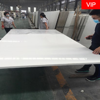Super pure white Artificial Quartz Stone Slabs China