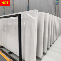 White Quartz Slabs Quartz Stone Countertops