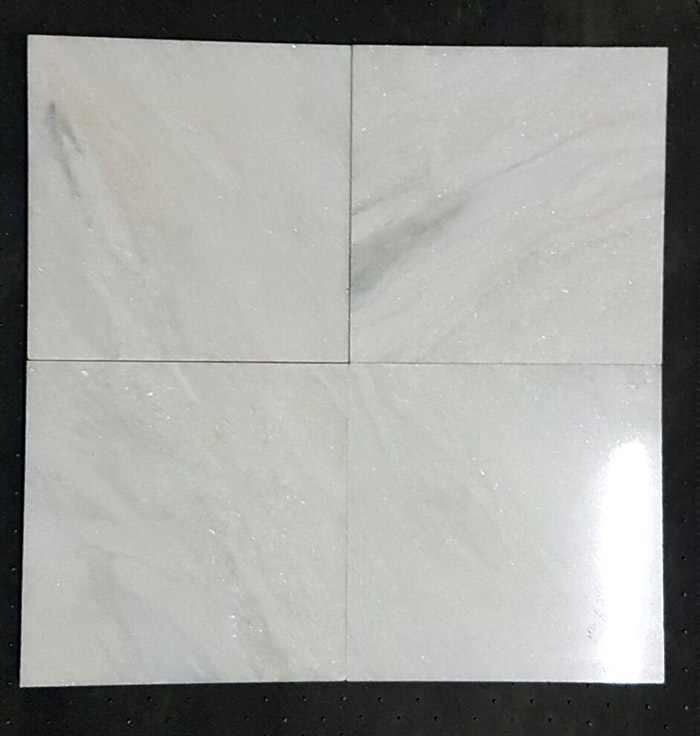 White Pearl Marble Tiles