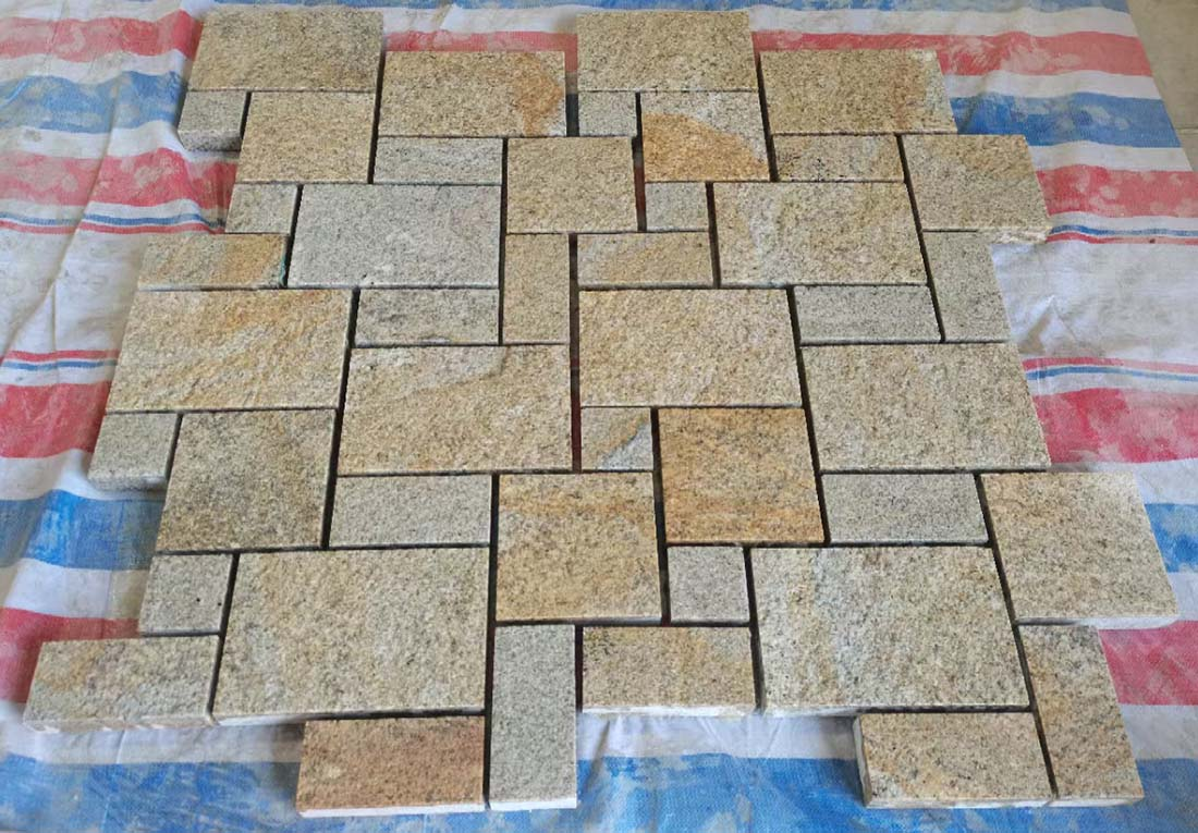 Louis Gold Granite Cut to Size