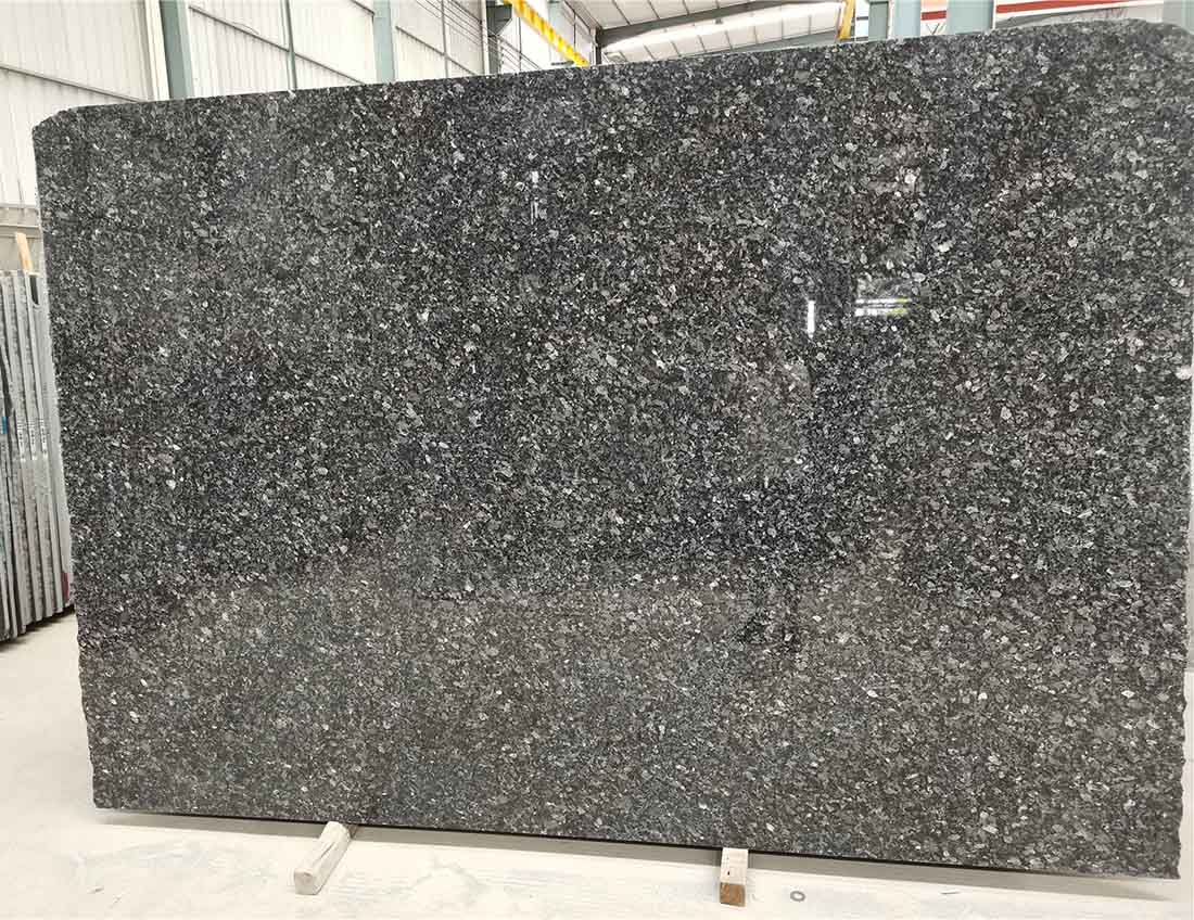 Silver Pearl Granite Slabs