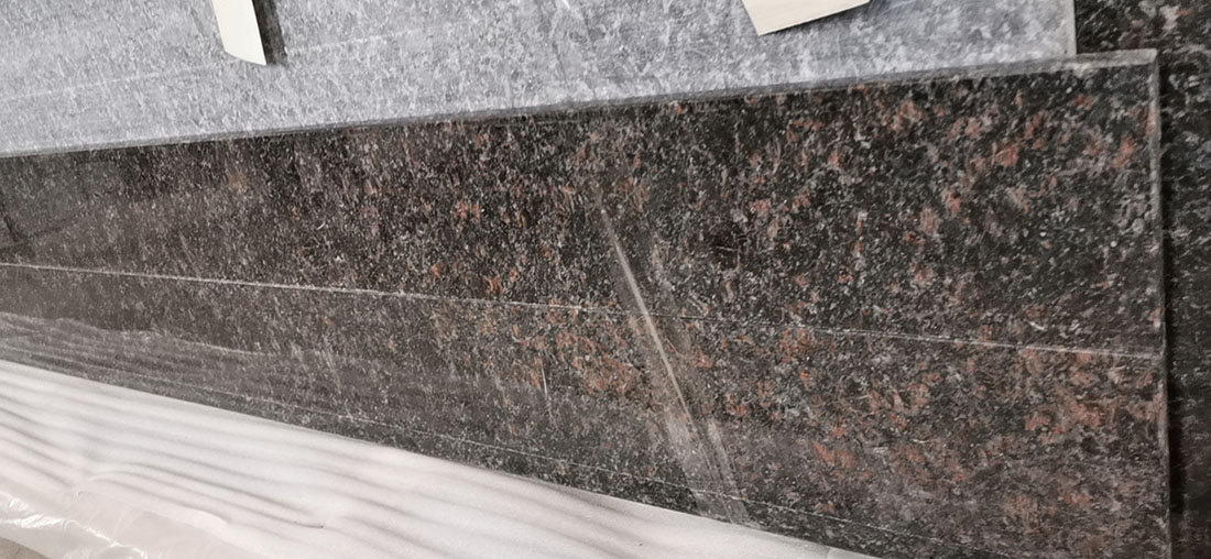 Tan Brown Granite Countertops Prefabs